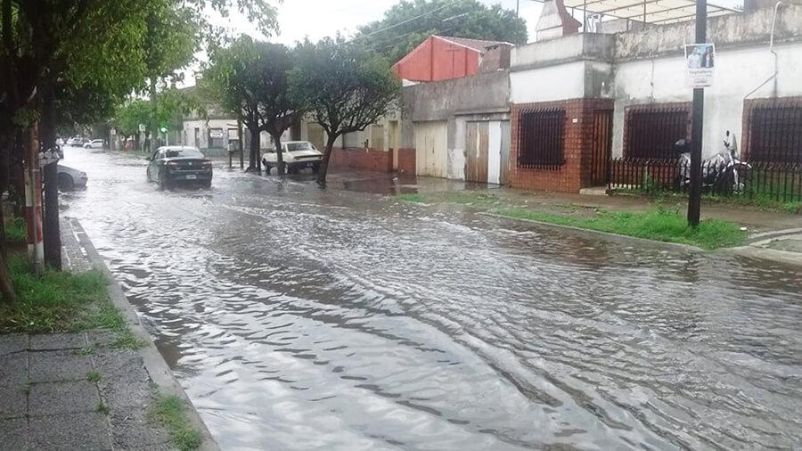 Ahora Morón: La lluvia