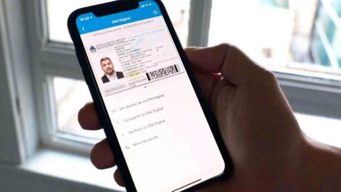 DNI y Registro Digital en tu celular