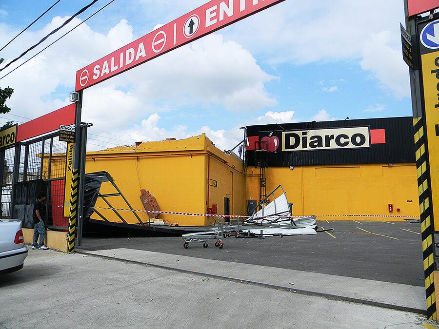 Diarco Tornado Castelar Morón