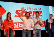 Salta PASO: Ganó Sáenz