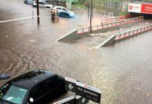 Morón y las inundaciones
