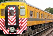 Trenes: Sin servicio
