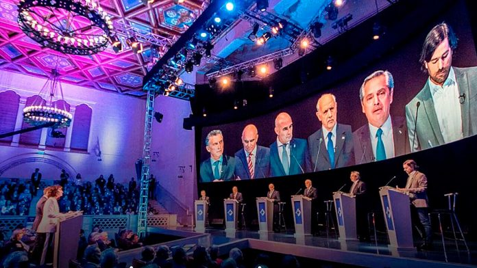 Ahora el Debate Presidencial 2019