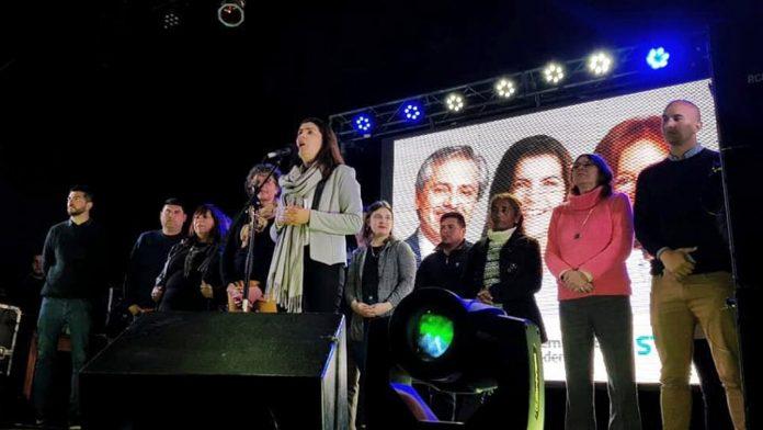 Moreno Elecciones Generales 2019
