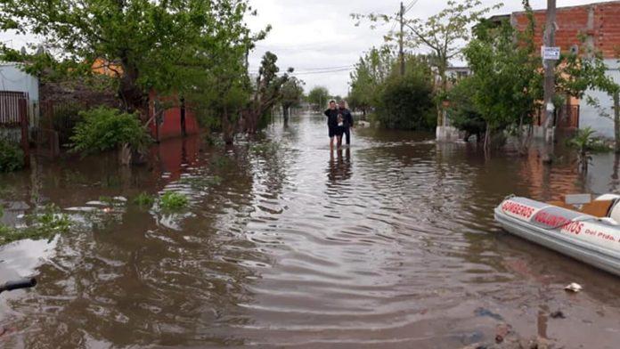Inundaciones: La Matanza y Esteban Echeverría