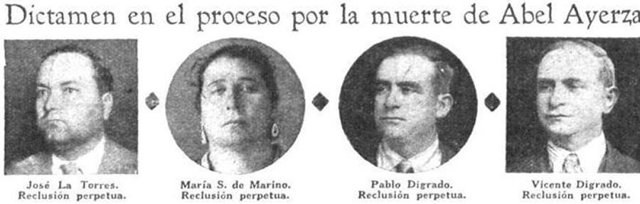 Castelar y los Ayerza Diario Anticipos