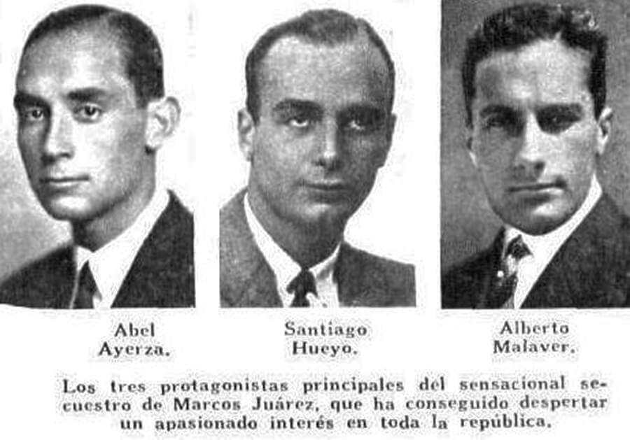 Abel Ayerza Castelar y los Ayerza Diario Anticipos