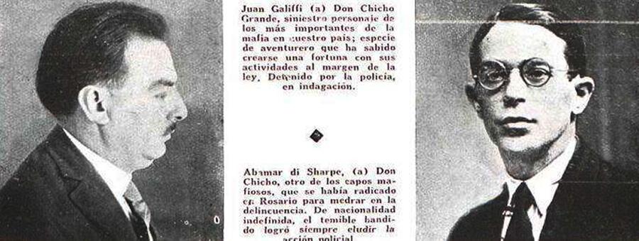 Juan Galiffi Chicho Grande Castelar y los Ayerza Diario Anticipos
