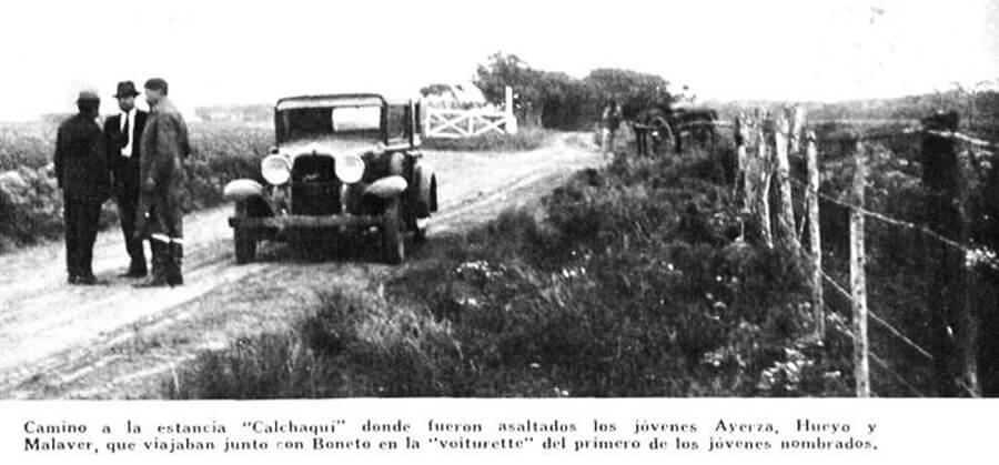 Lugar del Secuestro Diario Anticipos
