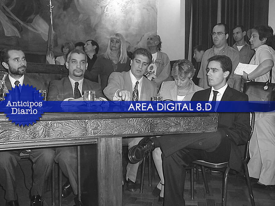 Morón 1999: El Primer Gabinete Martín Sabbatella Diario Anticipos
