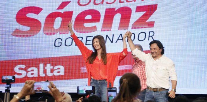 Salta: Gustavo Sáenz