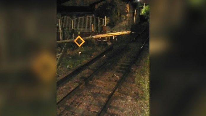Tren Urquiza sin servicio Diario Anticipos