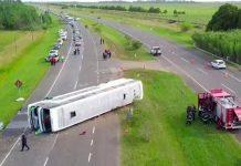 Accidente Ruta 2: Desidia política