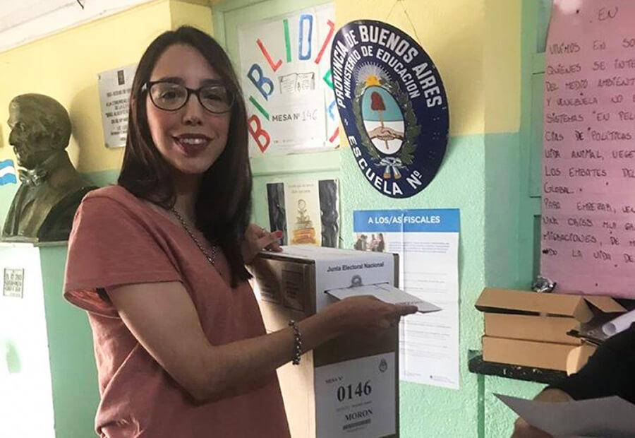 Morón: Concejal le tomará juramente a su hija Diario Anticipos