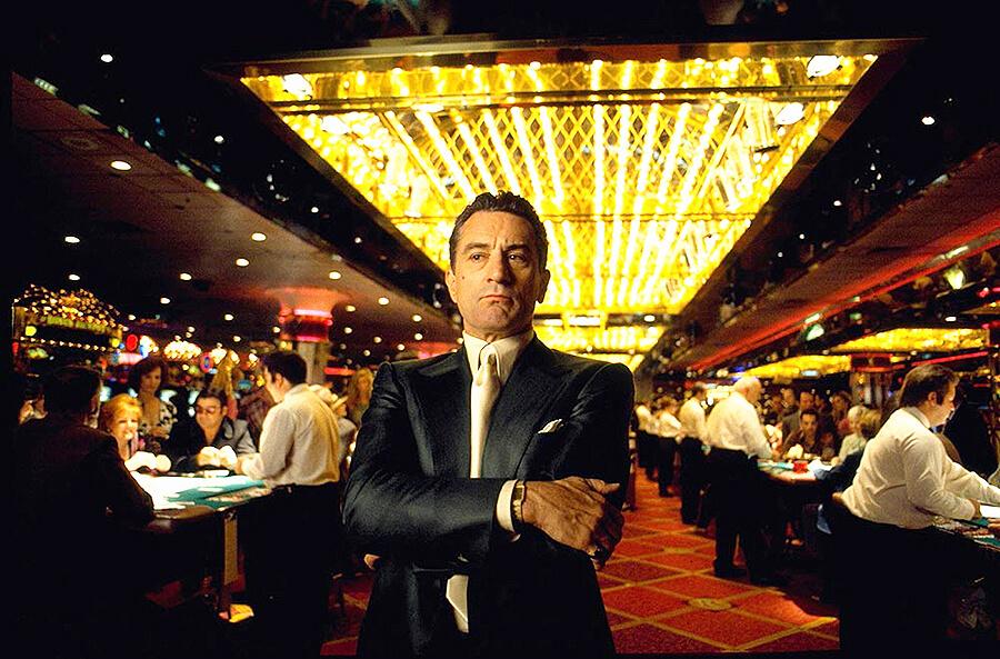 Casino de Scorsese Robert DeNiro El Irlandés Diario Anticipos
