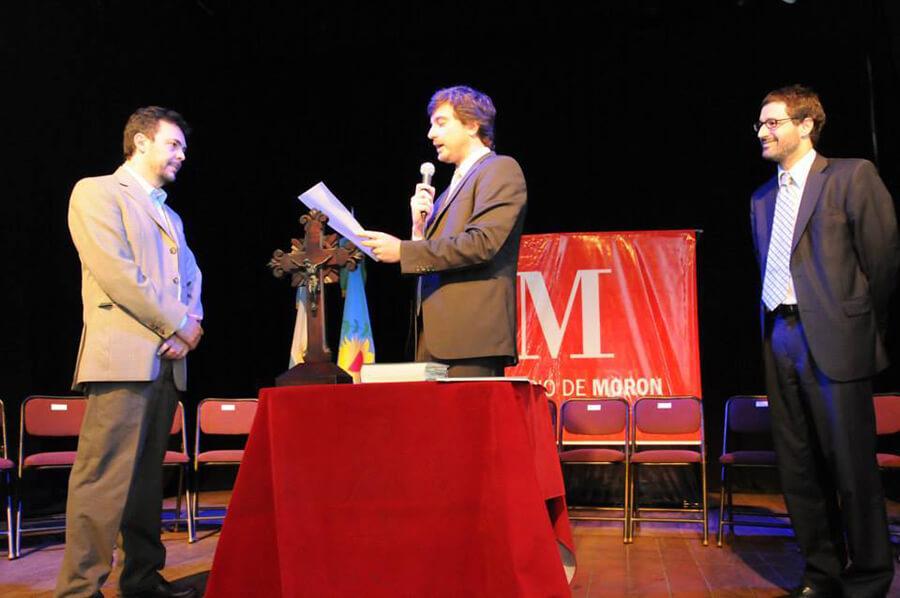 Damián Aguilar Diario Anticipos