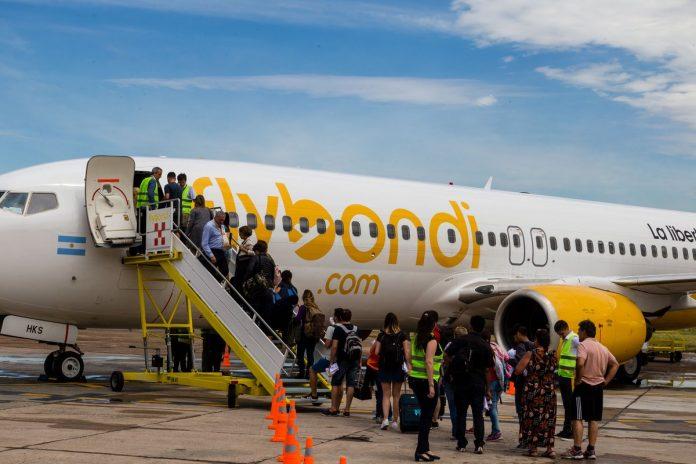 Clarín contra el Aeropuerto Diario Anticipos