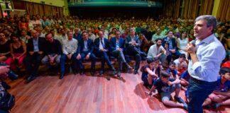 Hurlingham: Zabaleta asumió
