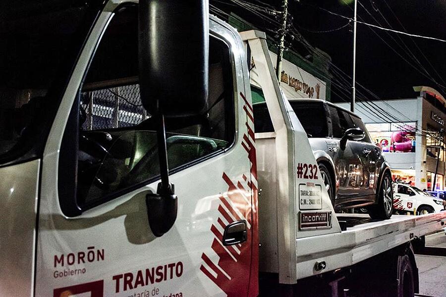 Operativos de Control Vehicular Diario Anticipos