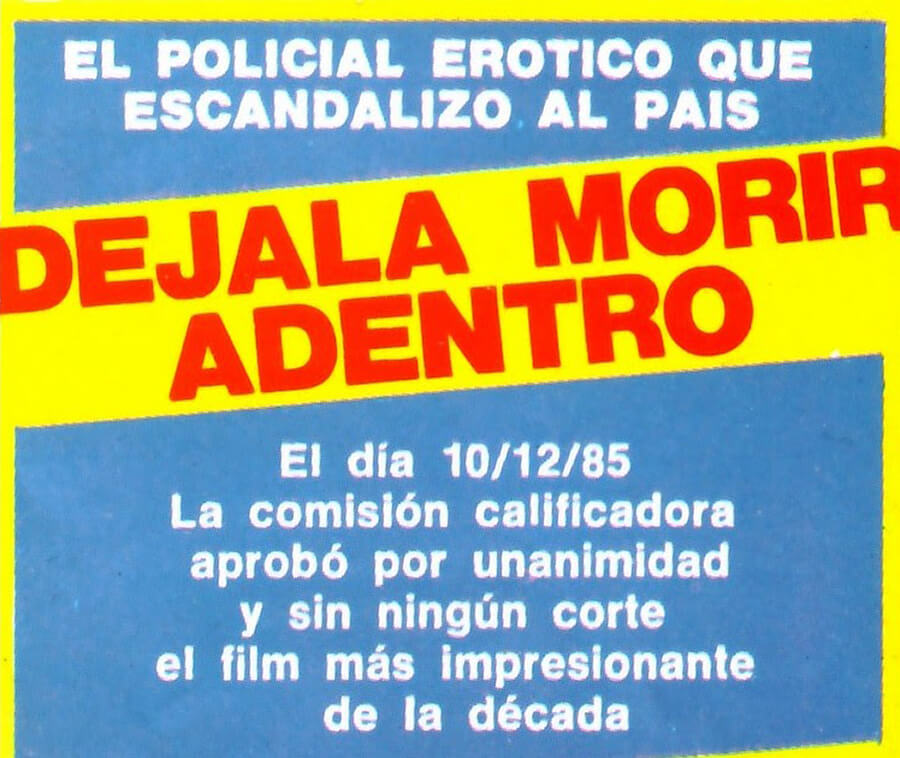 Claudio María Domínguez Dejala Morir Adentro Diario Anticipos