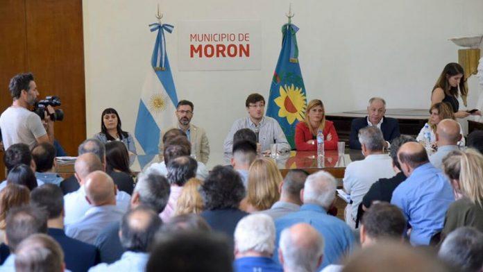 Morón: Tagliaferro le dejó mil millones