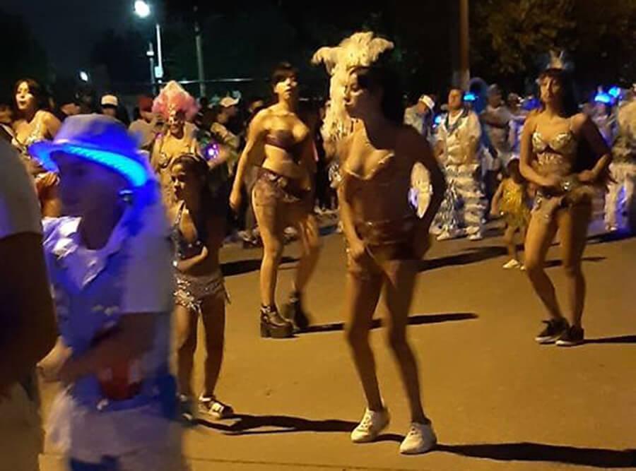 Carnaval en Morón Diario Anticipos