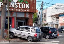 Morón Accidente Vehicular Diario Anticipos