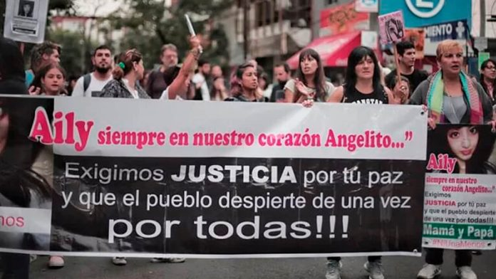 Femicidios en Argentina 2019