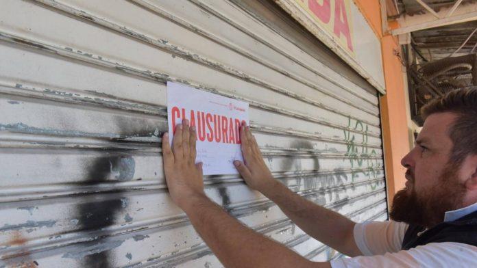 Ituzaingó: Clausurados por