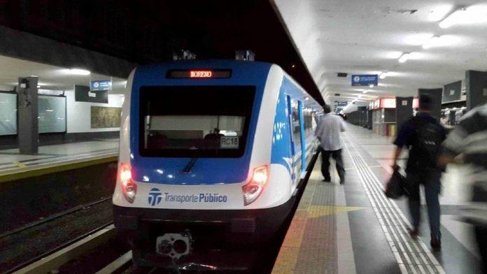 Tren Sarmiento: Vuelven