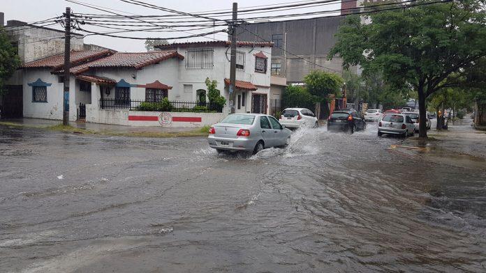 Fuertes lluvias Diario Anticipos