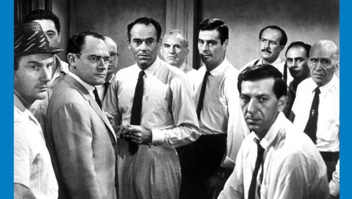Recomendado de cine clásico: 12 hombres en pugna