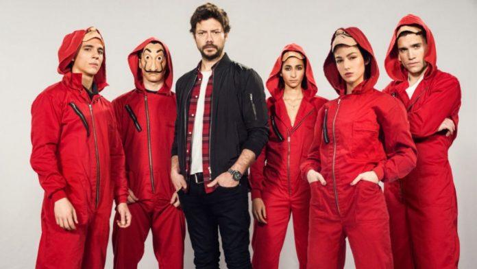 Netflix estrena avances de Elite y La Casa de Papel 4