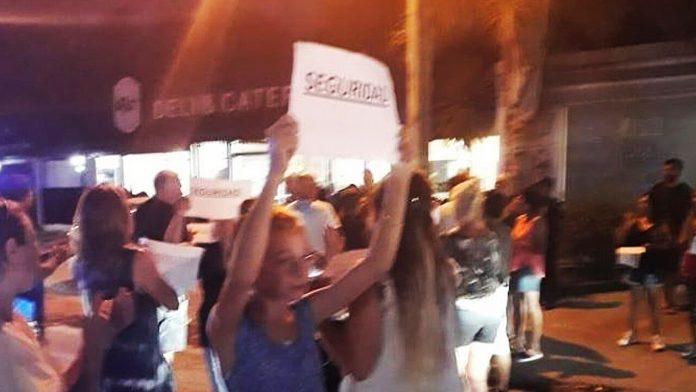 Moreno: Protesta en Barrio Gorriti Diario Anticipos