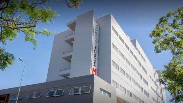 Morón Oficial: El Hospital Diario Anticipos