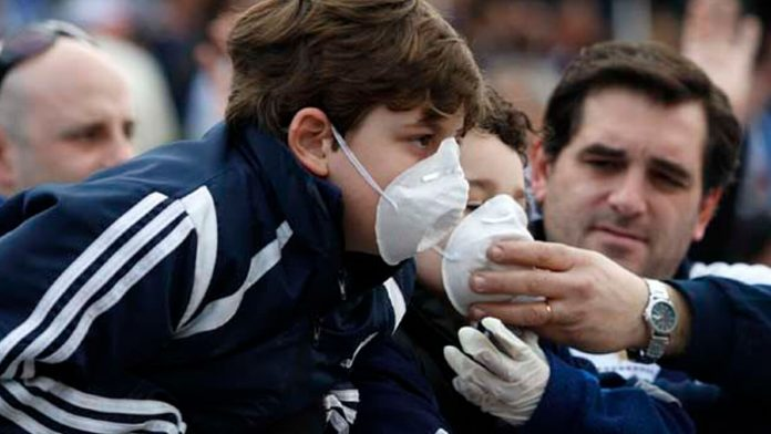 La Gripe A en Argentina dejó 685