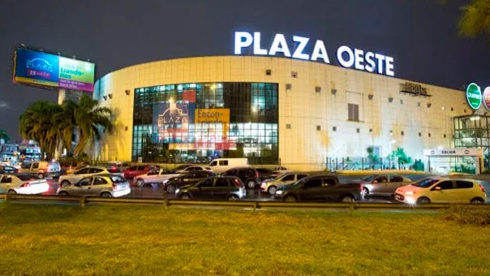 Plaza Oeste fue