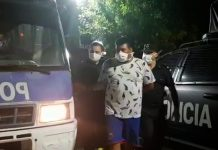 Ituzaingó - Video: Cinco detenidos