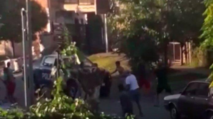 Ituzaingó: La policía y vecinos enfrentados