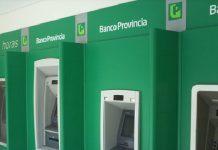 Banco Provincia: plan