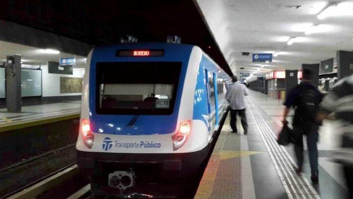 Trenes de noche