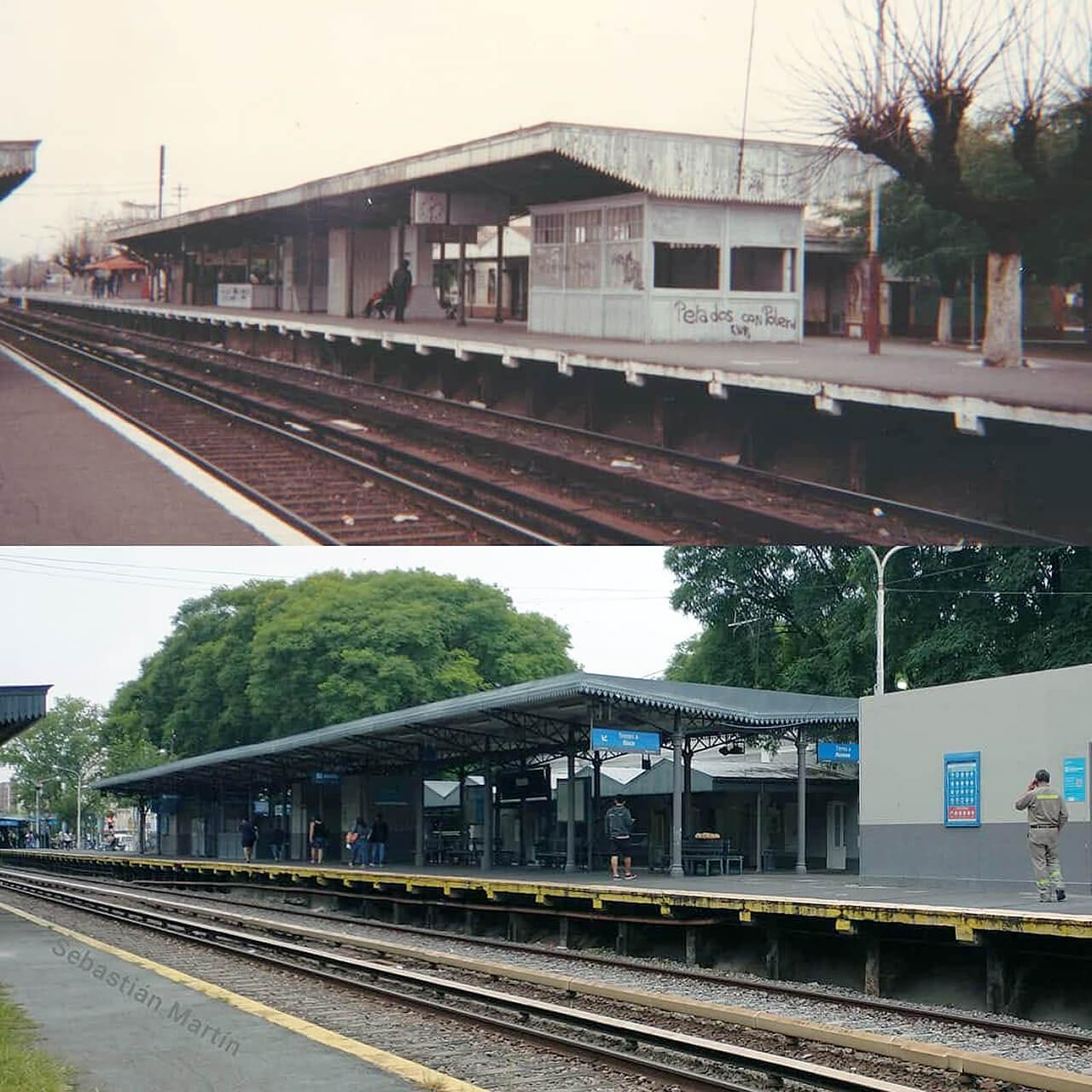 Estación Haedo