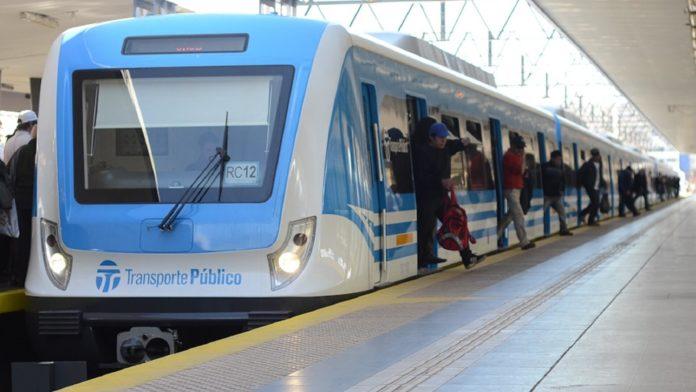 Trenes y colectivos: El
