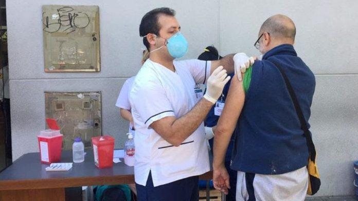 Morón: Vacunación gratis