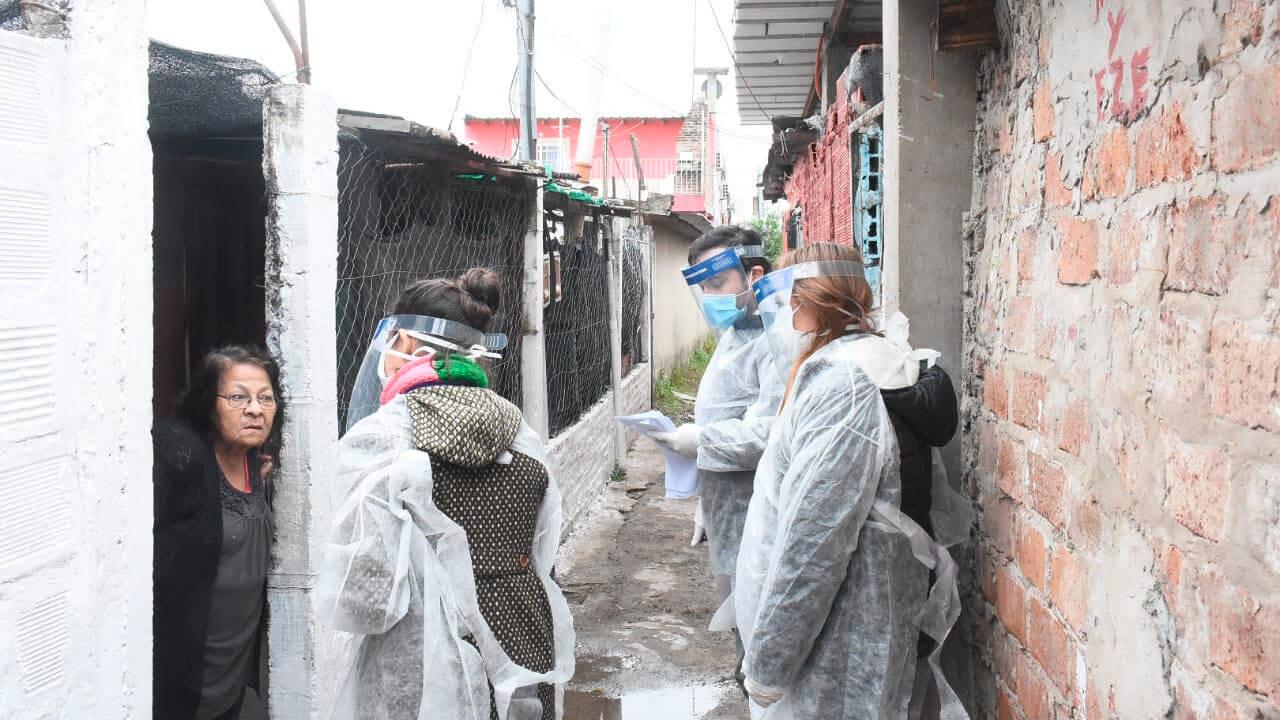 Coronavirus: Reporte del