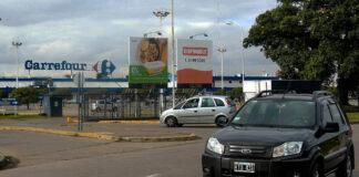 Moreno – Coronavirus en Carrefour