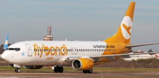 El Palomar: Flybondi entrega un avión y va derecho a la quiebra