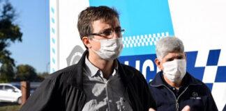 Morón: Lucas Ghi sumará más controles y prevención