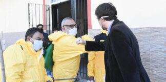 Comenzó el Operativo Detectar coronavirus en Morón sur