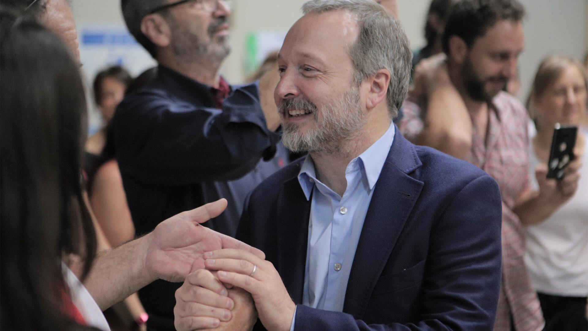 Martín Sabbatella: Plan